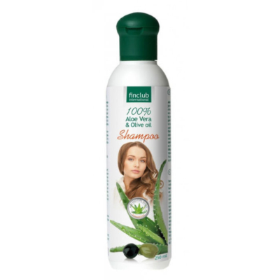 Aloe Vera és Olíva olaj sampon